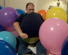 The Loony World of Balloon Fetish