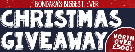 Bondara's Twelve Days of Christmas Giveaway!