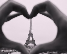 """""""I Married The Eiffel Tower!"""" – Happy Valentine's Day"""