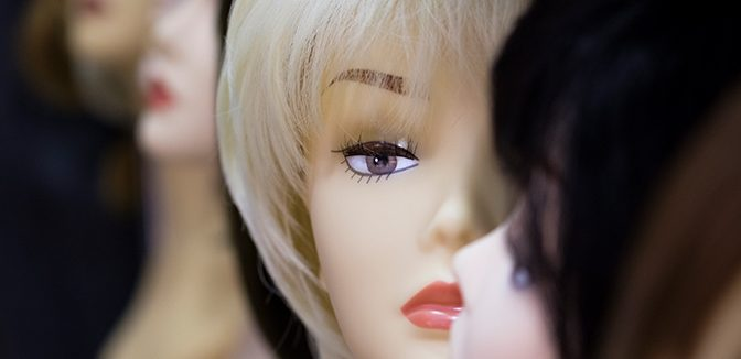Getting All Dolled Up – Sex Doll Style