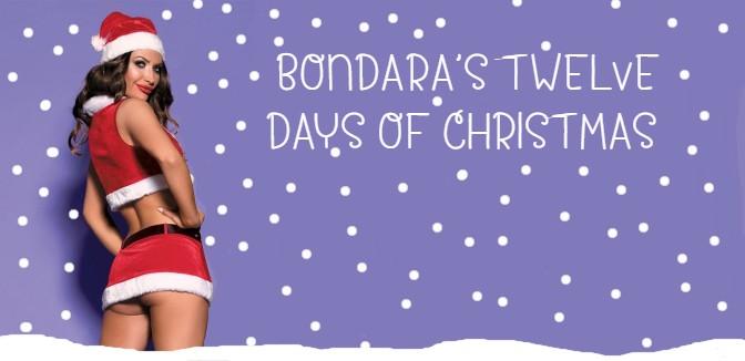 Bondara's Twelve Days of Christmas