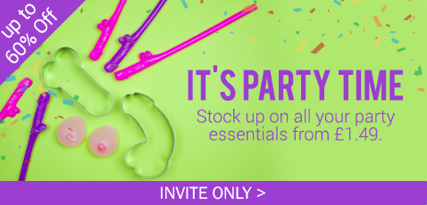 stag and hen night essentials clearance