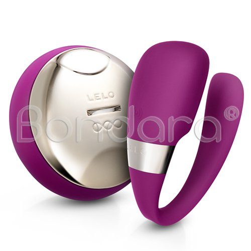Lelo Tiani Vibrator | waterproof | rechargeable | Couples | Silicone | Luxury | Remote | wireless | Black | Purple | Rose | 3-Inch