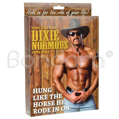 Dixie Normous Love Doll