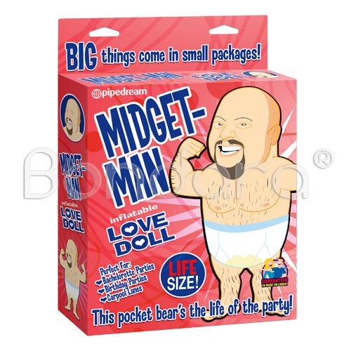 Midget-Man Inflatable Love Doll