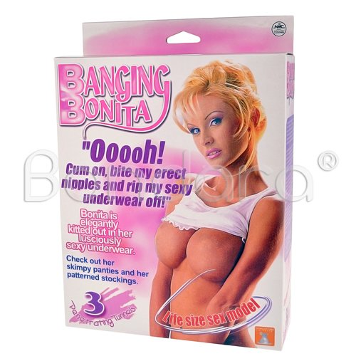 Banging Bonita Love Doll