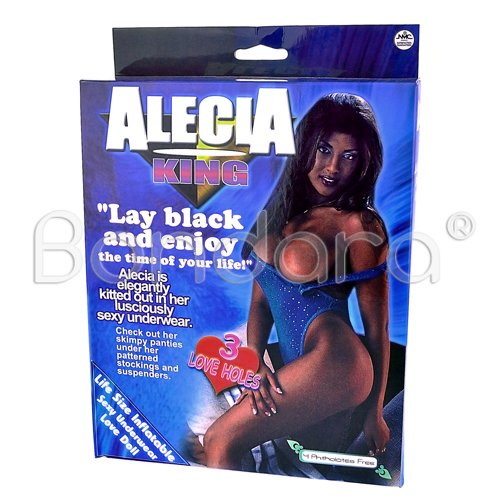 Alecia King Love Doll