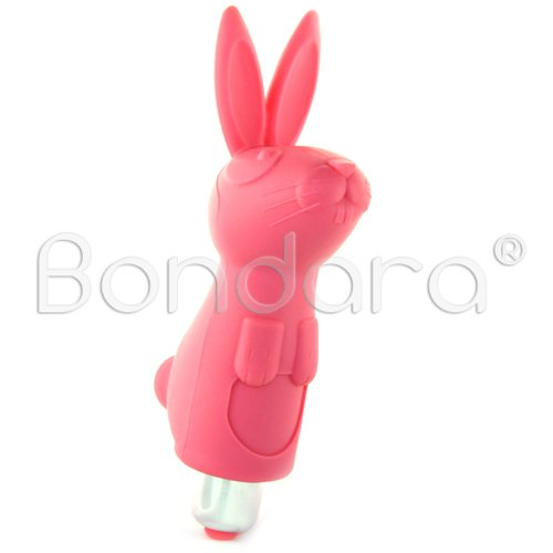 Rocks Off Ramsey Rabbit RO-80mm Bullet Vibrator | Silicone | Clitoral | Watweproof | Pink | Purple | 4-Inch