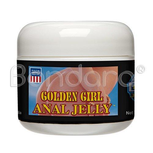golden girl anal jelly