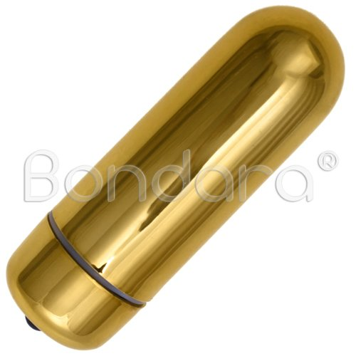 The Golden Bullet Vibrator