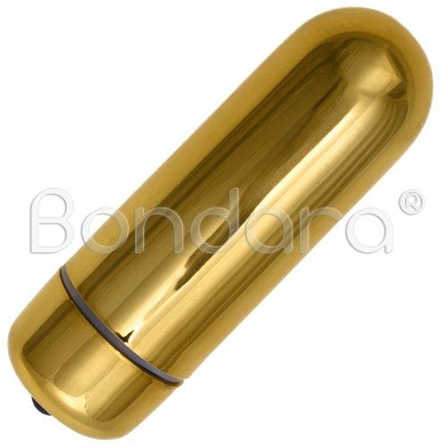 The Golden Bullet Vibrator