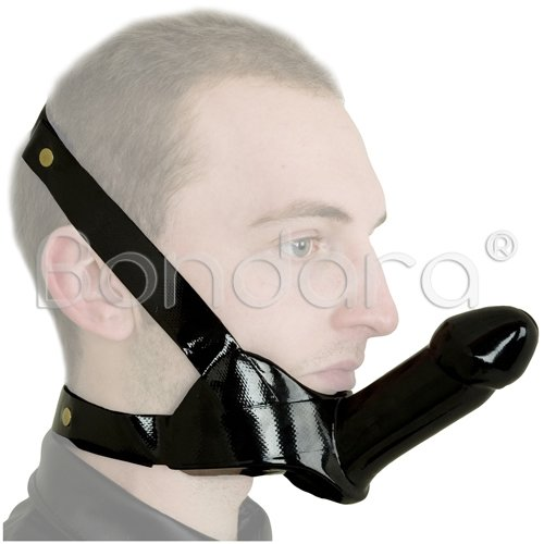 Chin Dildo - Head Strap On