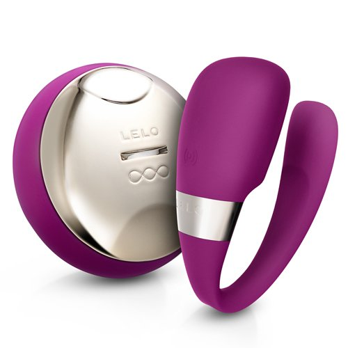 LELO Tiani 3 Remote Controlled Couples Massager Vibrator - Bondara