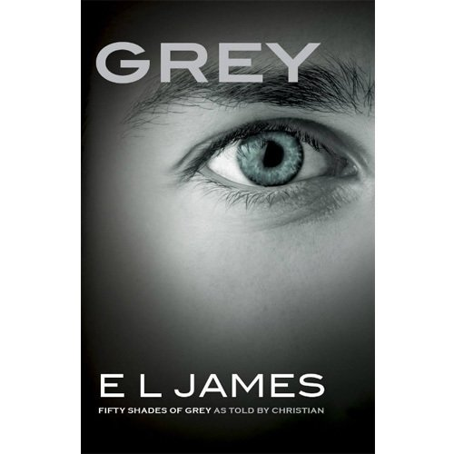 Grey - Fifty Shades of Grey as told by Christian - Bondara