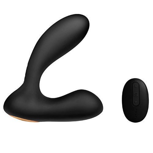 Svakom Vick Black 12 Function Remote P-Spot and G-Spot Vibrator