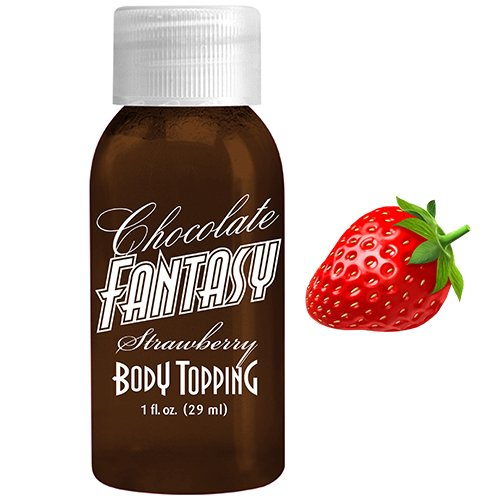 Chocolate Fantasy Strawberry Body Topping