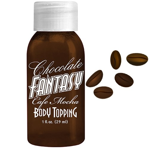Chocolate Fantasy Café Mocha Body Topping