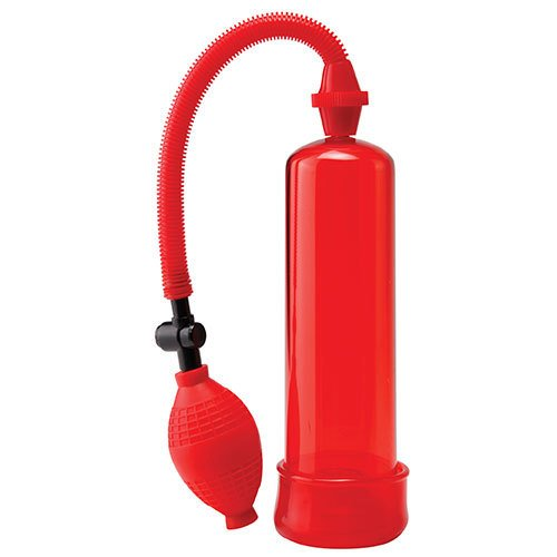Pump Worx Beginner's Power Penis Pump - Bondara