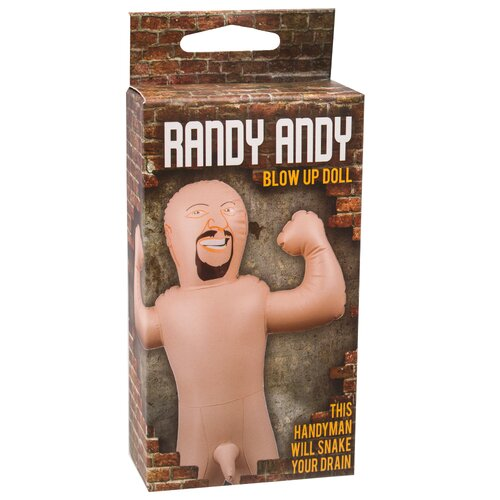 Randy Andy Mini Inflatable Sex Doll