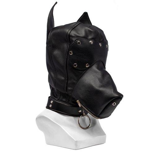 Bondara Good Boy Dog Hood with Removable Blindfold