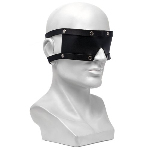 Bondara Blackout Double Strap Blindfold