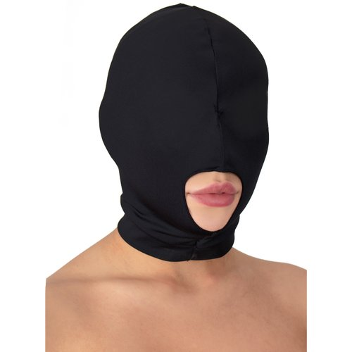 Bondara Spandex Open Mouth Deprivation Hood