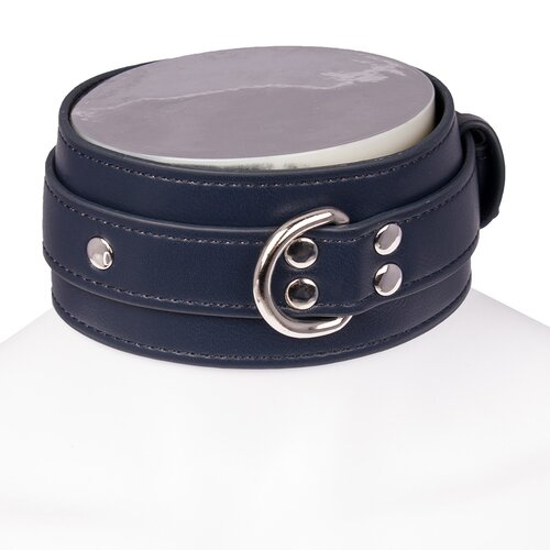 Bondara Luxe Royal Secret Faux Leather Collar