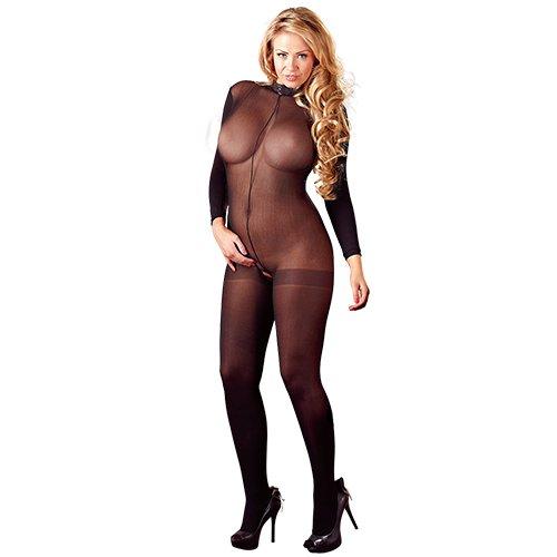 5f6f682fc6 Mandy Mystery Plus Size Crotchless Bodystocking