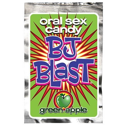 BJ Blast Apple Oral Candy