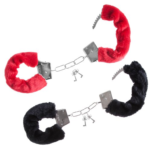 Bondara Furry Handcuffs