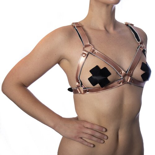 Exposed Rose Gold Harness
