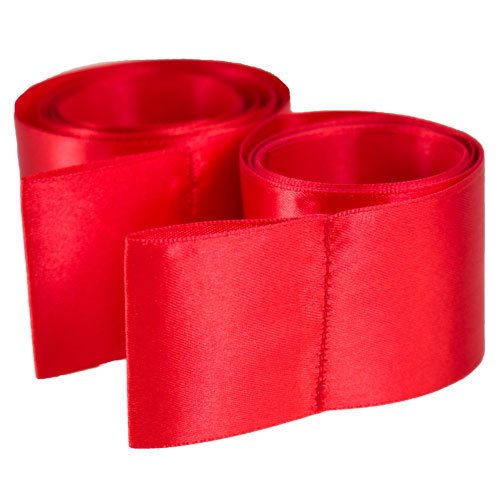 Bondara Red Silky Restraints