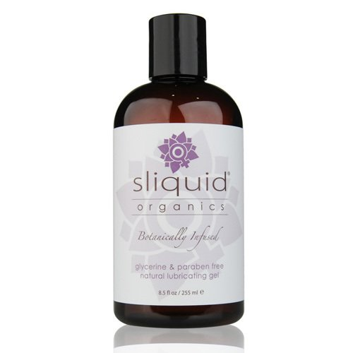 Sliquid Organics Thick Gel Lubricant 255ml
