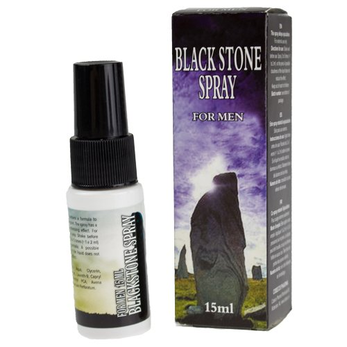 Black Stone Delay Spray - 15ml