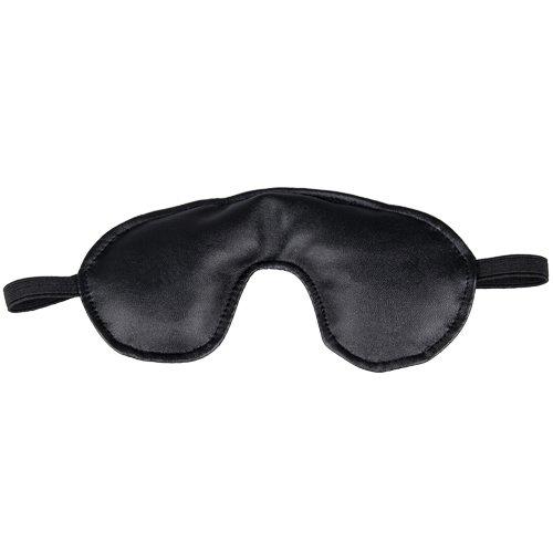 Bondara Black Padded Blindfold