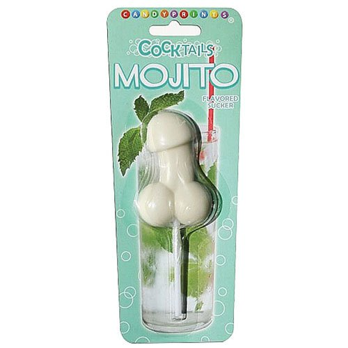 COCKtails Mojito Willy Lollipop