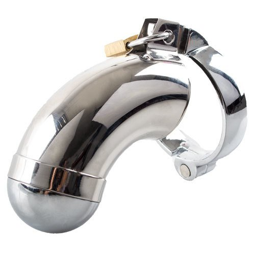 Bondara Stainless Steel Heavy Duty Chastity Cage