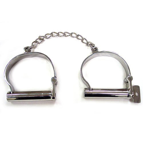 Rouge Garments Stainless Steel Ankle Shackles