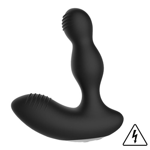 ElectroShock Electro Sex Rechargeable Vibrating Prostate Massager