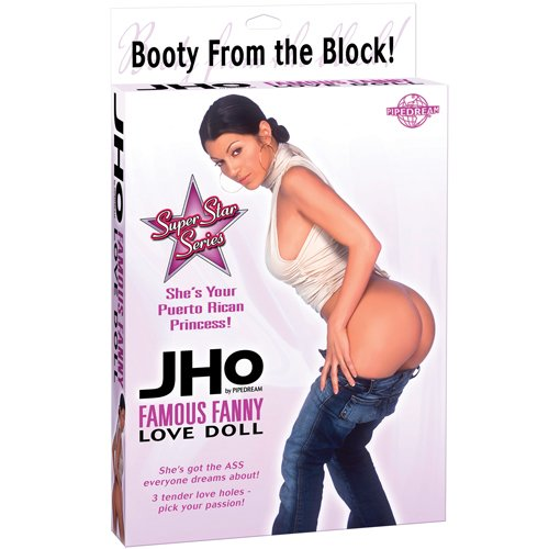 J-Ho Famous Fanny Blow Up Sex Doll
