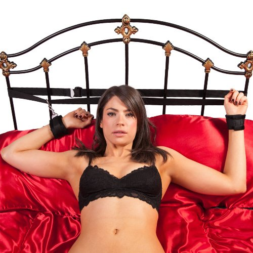 Master Wrist to Bed Restraints