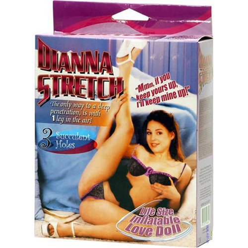 Dianna Stretch Blow Up Sex Doll