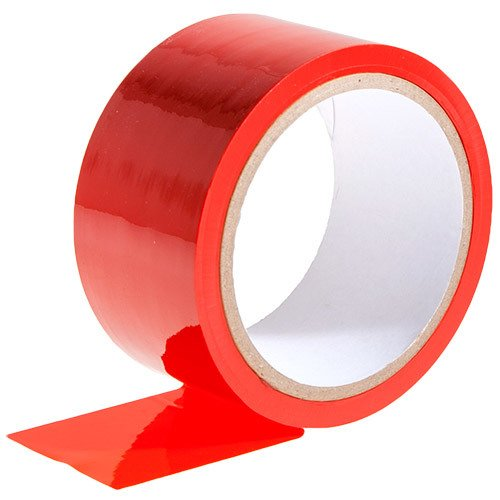 Erotic Red Bondage Tape - Bondara