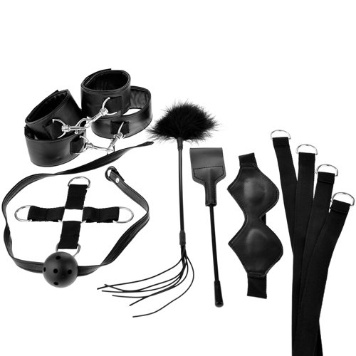 Ultimate Bondage Restraint Kit