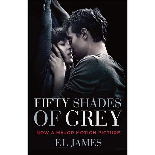 Fifty Shades of Grey - Limited Edition Film Cover - Bondara