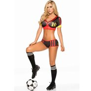 German Goddess Football Strip