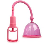Bondara Inflate-Tit Pink Single Breast Pump