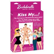 Bachelorette Party Kiss My ... ! Party Game