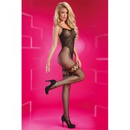 Livia Corsetti Beatriz High Leg Illusion Bodystocking