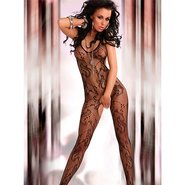 Livia Corsetti Eden Cut-Out Crotchless Bodystocking